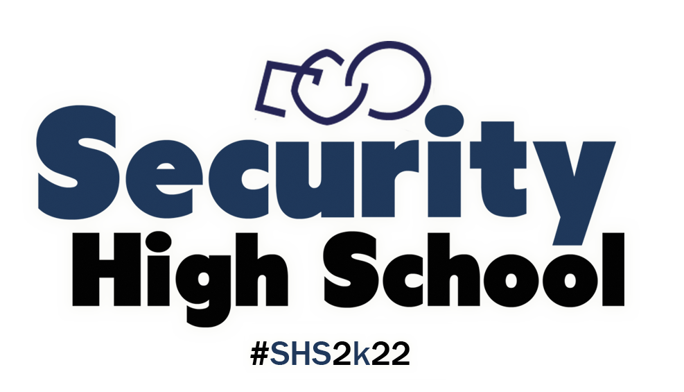 Logo grande de la Security High School